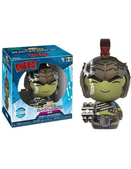Figurine Dorbz N°366 - Thor : Ragnarok - Hulk Gladiateur