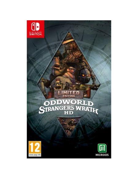 Oddworld La Fureur de l' Etranger Edition Limitée Jeu Nintendo Switch