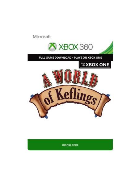 A World of Keflings Jeu Xbox 360 à télécharger
