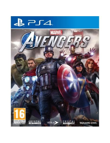 Marvel's Avengers | PS4