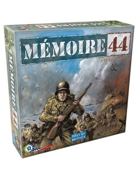 ASMODEE - Mémoire 44 - Jeu de société - Historique - Mixte