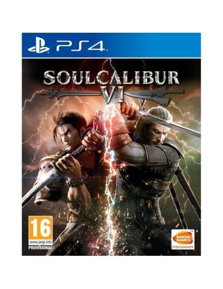 SoulCalibur VI Jeu PS4