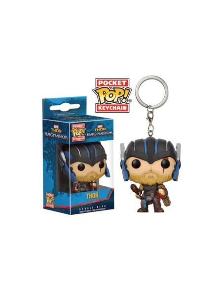 Porte-clé Funko Pocket Pop! Thor Ragnarok : Thor
