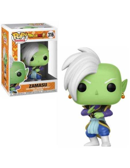 Figurine Funko Pop! Dragonball Super - Zamasu