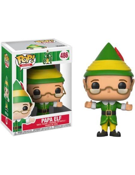 Figurine Toy Pop N°486 - Elfe - Papa Elfe