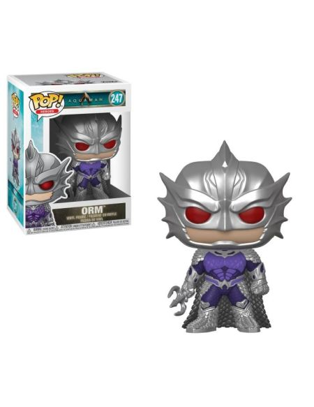Figurine Funko Pop! Aquaman : Orm