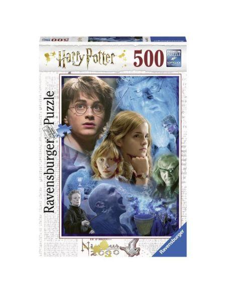 Puzzle 500 p - Harry Potter à Poudlard
