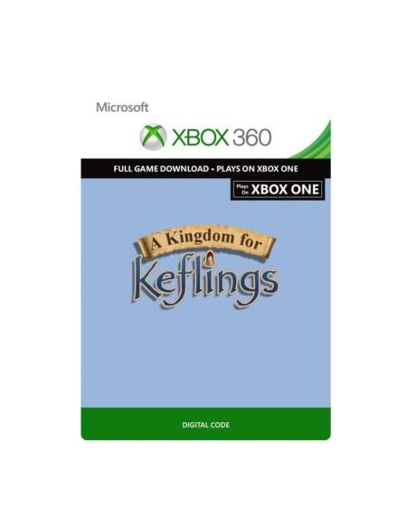 A Kingdom for Keflings Jeu Xbox 360 à télécharger