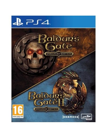 The Baldurs Gate Enhanced Edition Jeu PS4