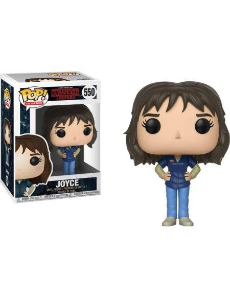 Figurine Toy Pop N°550 - Stranger Things - S2 Joyce
