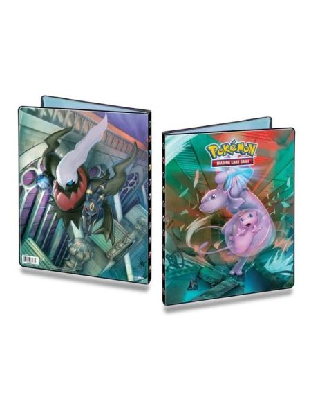 Cahier range-cartes Pokemon - A4 - Soleil et lune 11