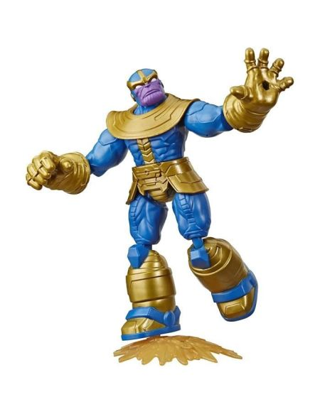 Marvel Avengers – Figurine Thanos Bend & Flex – 15 cm