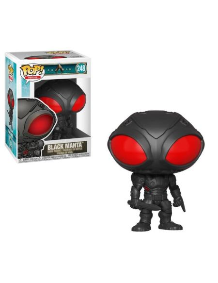 Figurine Funko Pop! Aquaman : Black Manta