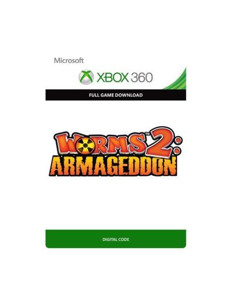 Worms 2: Armageddon Jeu Xbox 360 à télécharger