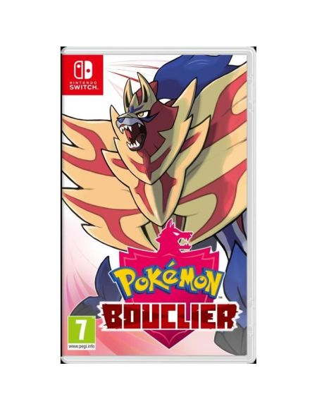 Pokémon Bouclier Jeu Switch