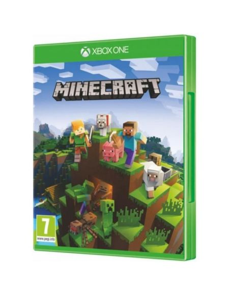 MicroSOFT Minecraft Starter Collection XBOX One