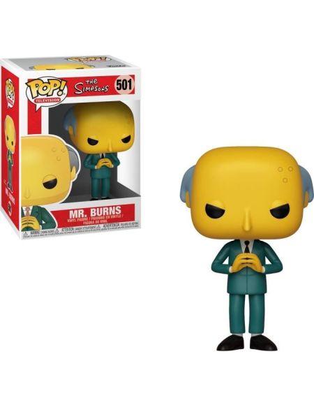 Figurine Funko Pop! Simpsons S2: Mr Burns