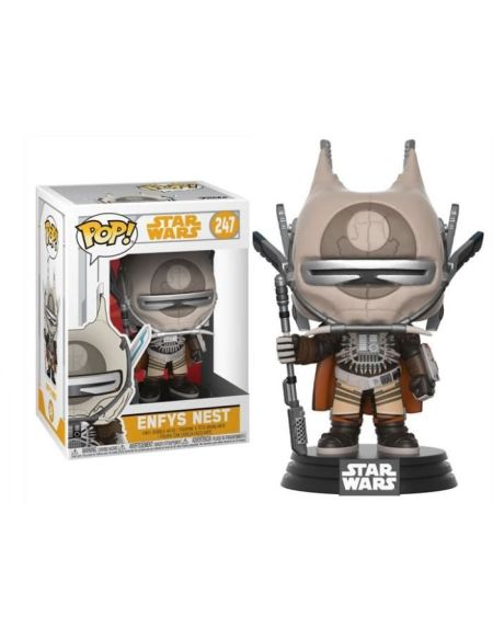 Figurine Toy Pop N°247 - Star Wars - Enfys Nest