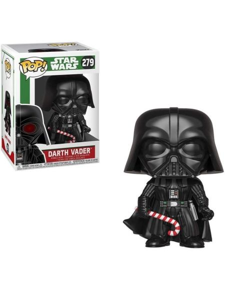 Figurine Funko Pop! Star Wars: Holiday Darth Vader