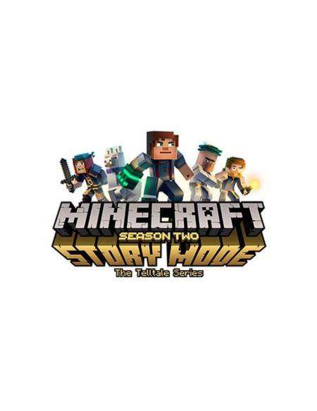 Minecraft Story Mode 2 Jeu Switch