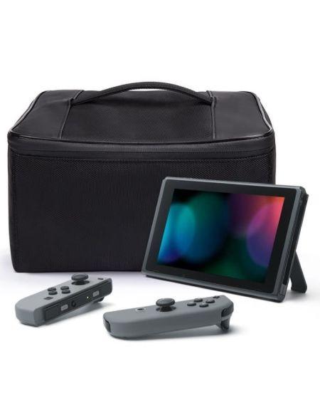 Nintendo Switch Case, Storage Bag Etui de rangement pour la console Nintendo Switch et ses accessoires