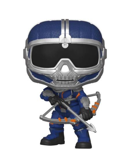 Figurine Funko Pop! Ndeg606 - Black Widow - Taskmaster Avec Arc Et Fleche