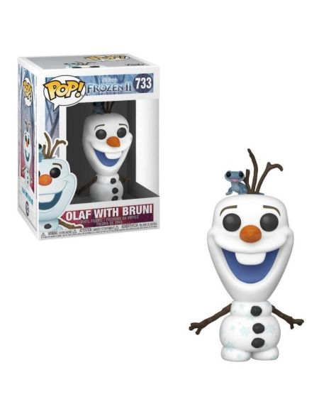 Figurine Funko Pop! Disney: Frozen 2 - Olaf with Bruni