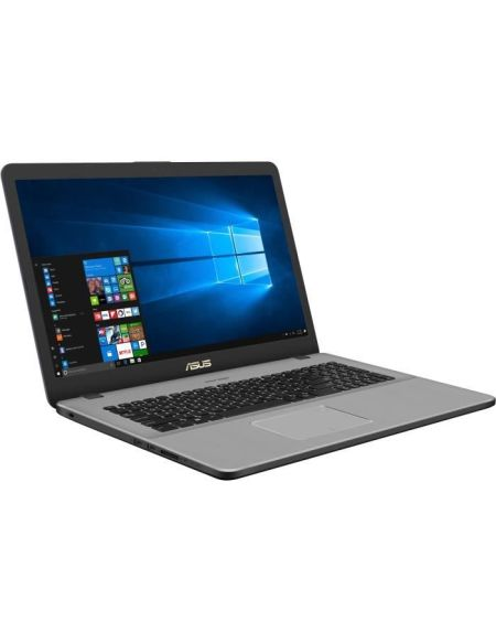 """Ordinateur Portable Gamer - ASUS N705UD-GC129T - 17,3 """" FHD - Core i7-8550U - RAM 8Go - Stockage 128Go SSD + 1To HDD - GTX1050 2Go"""