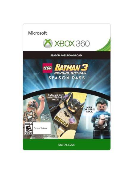 Season Pass Lego Batman 3 pour Xbox 360