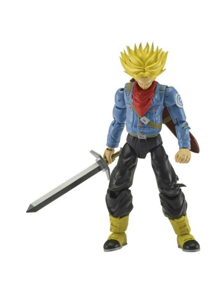 DRAGON BALL Trunks du Futur Figurine Dragon - 17cm