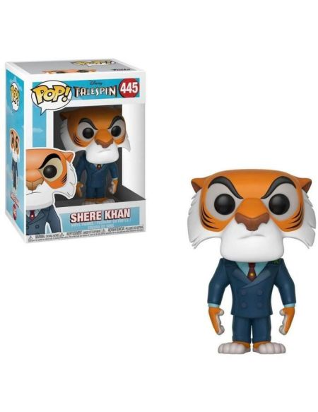 Figurine Funko Pop! Disney - Super Baloo: Shere Khan