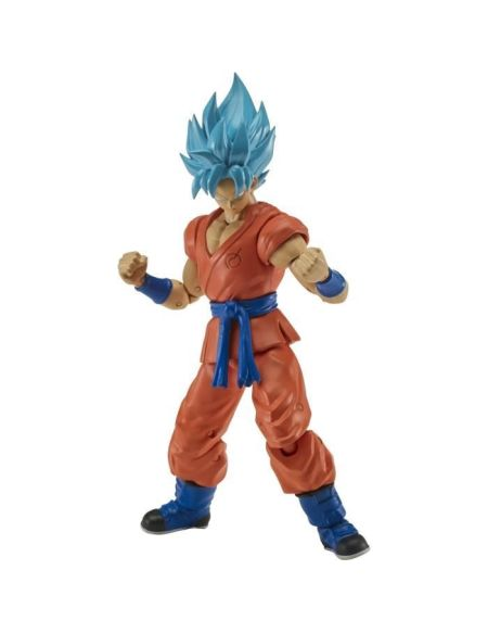 DRAGON BALL - Série 3 - Goku Super Saïyen Bleu + Zamasu Fusion Part. 2