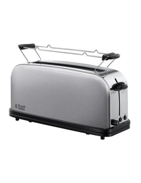 Russell Hobbs 21396-56 Toaster Grille-Pain Adventure Fente Spécial Baguette, Température Réglable, Décongèle