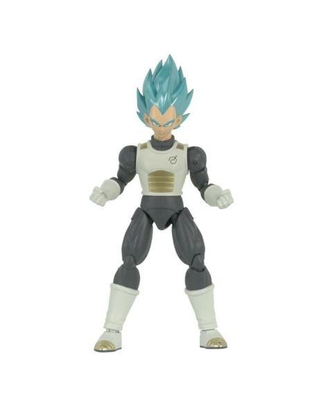 DRAGON BALL Vegeta Super Saiyen Bleu Figurine Dragon - 17cm