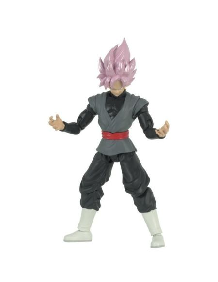 DRAGON BALL Figurine Dragon 17cm Goku Black Rose