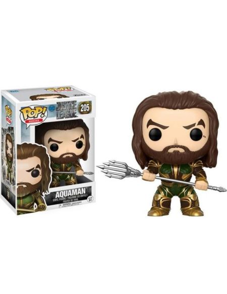 Figurine Funko Pop! Justice League : Aquaman
