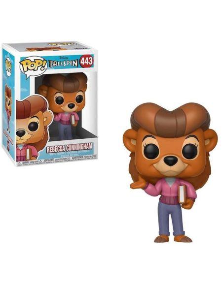 Figurine Funko Pop! Disney - Super Baloo: Rebecca Cunningham