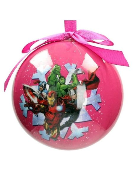 WTT MARVEL personnage Bola Navidad - Flocon de neige