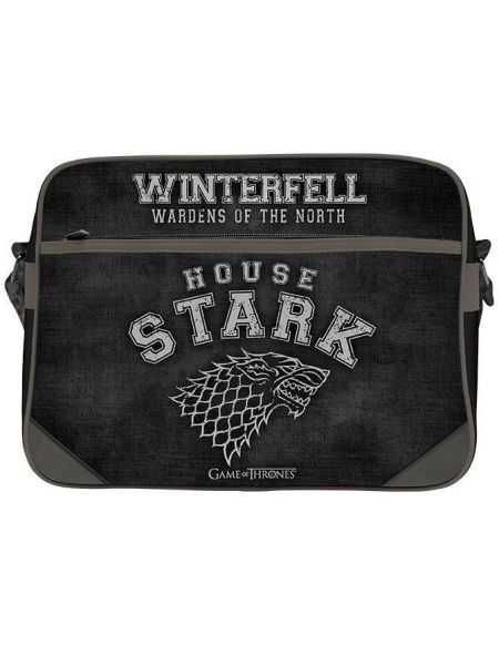 Sac besace full print Game Of Thrones - Maison Stark - Vinyle - ABYstyle