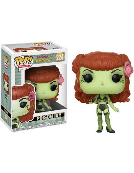 Figurine Toy Pop N°224 - DC Comics - Bombshells Poison Ivy