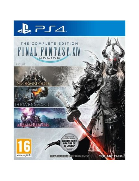 Final Fantasy XIV : Edition Complete Jeu PS4