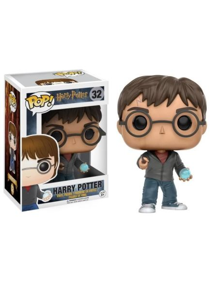 Figurine Funko Pop! Harry Potter: Harry Potter avec prophétie