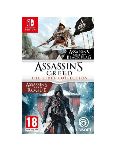 Assassin's Creed : The Rebel Collection Jeux Switch
