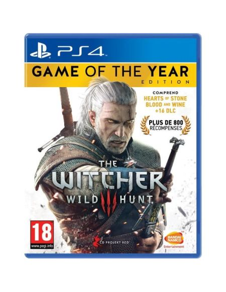 The Witcher III : Wild Hunt - GOTY