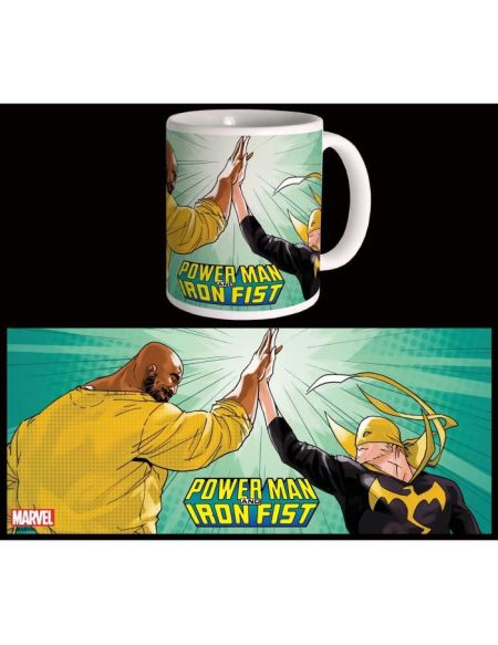 Mug Marvel - Powerman & Iron Fist: High Five