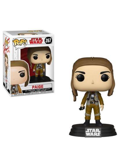 Figurine Funko Pop! Star Wars Ep.8: Paige