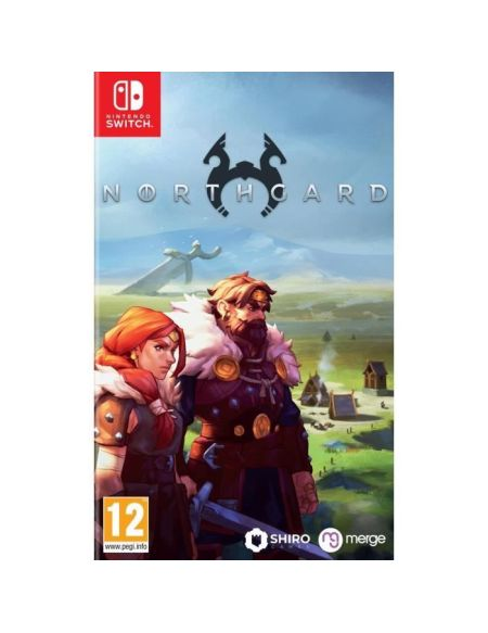 Northgard Jeu Switch