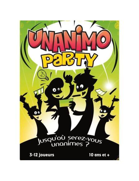ASMODEE - Unanimo party - Jeu de société