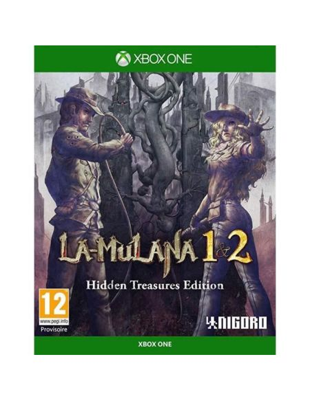La-Mulana 1 & 2 Hidden Treasures Edition Jeu Xbox One