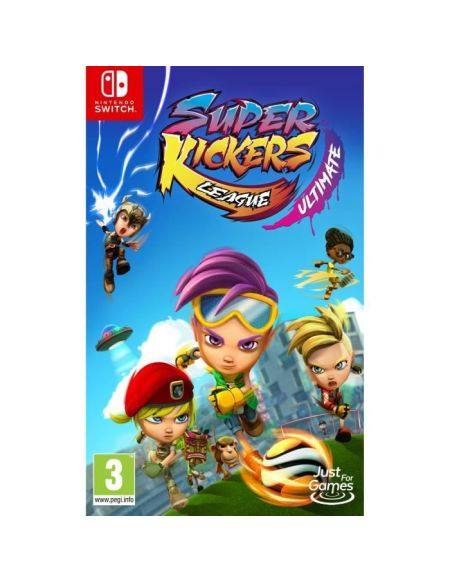 Super Kickers League Ultimate Edition Jeu Nintendo Switch
